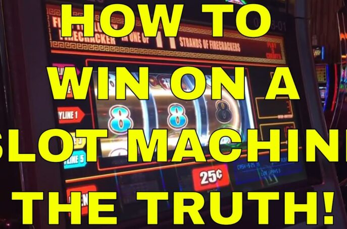 should know about slots