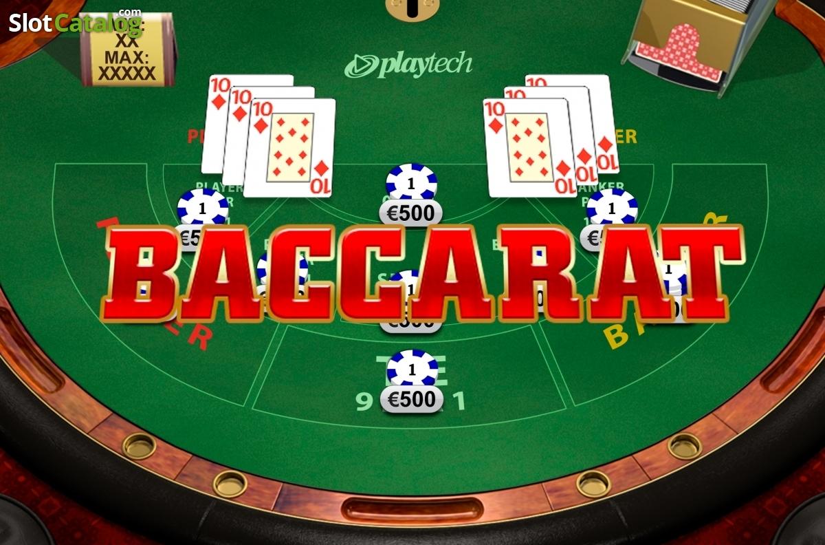 Baccarat tips