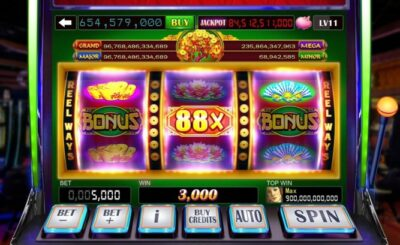 Slot free spins