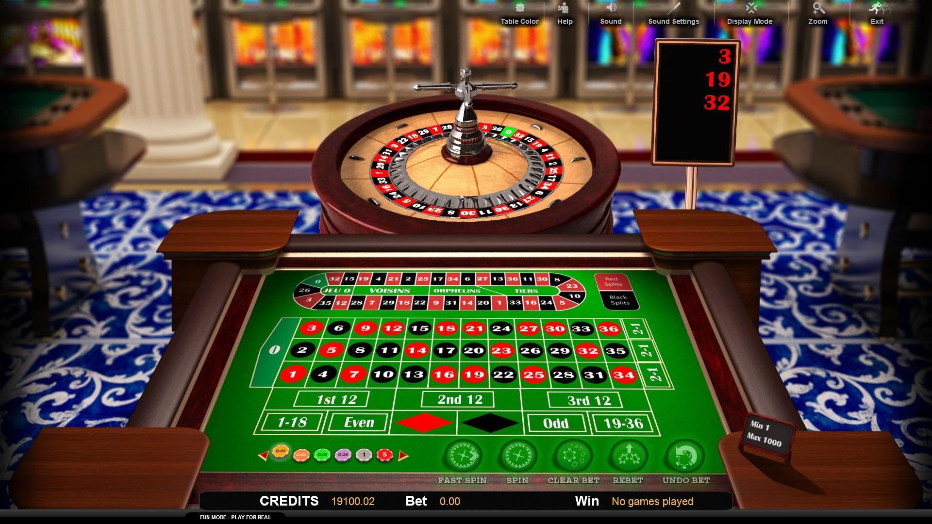 Casino access denied