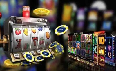 Idn Slot Gambling Site