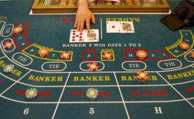 Game Of Baccarat