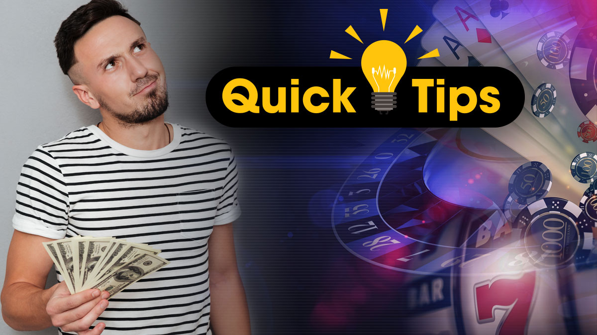 How To Save Money In Online Casinos